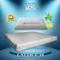 Materasso in lattice 100%  Aloe Vera + guanciale in lattice OMAGGIO!!!